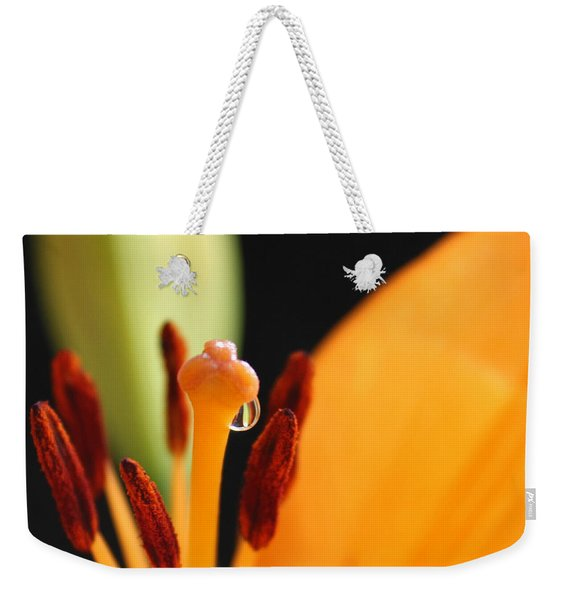 Goodnight September Weekender Tote Bag