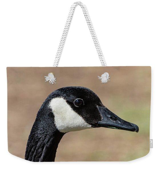Goose Eye Weekender Tote Bag