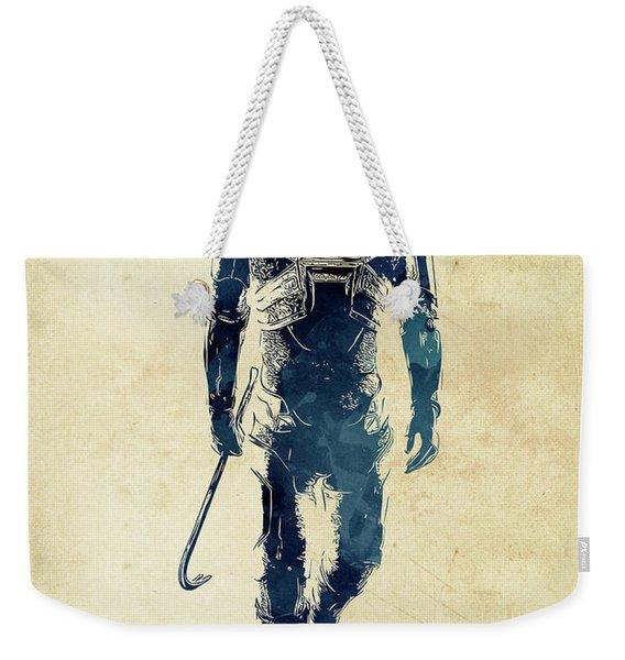 Gordon Freeman Weekender Tote Bag