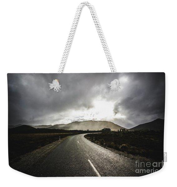 Gordon River Road Weekender Tote Bag