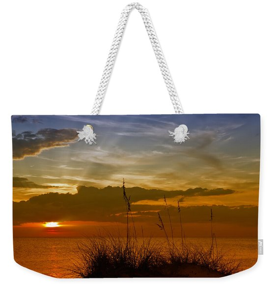 Gorgeous Sunset Weekender Tote Bag