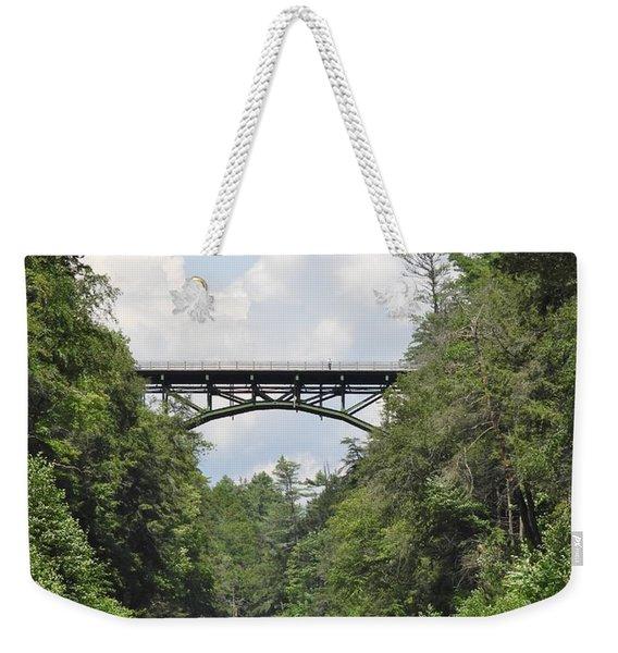 Gorging On Beauty Weekender Tote Bag
