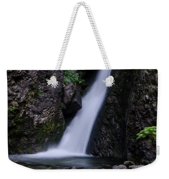 Goritsa Waterfalls-2211 Weekender Tote Bag
