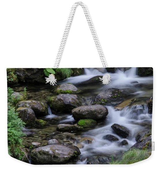Goritsa Waterfalls-rapids 2181 Weekender Tote Bag