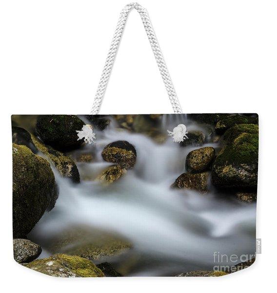 Goritsa Waterfalls-rapids 2226 Weekender Tote Bag