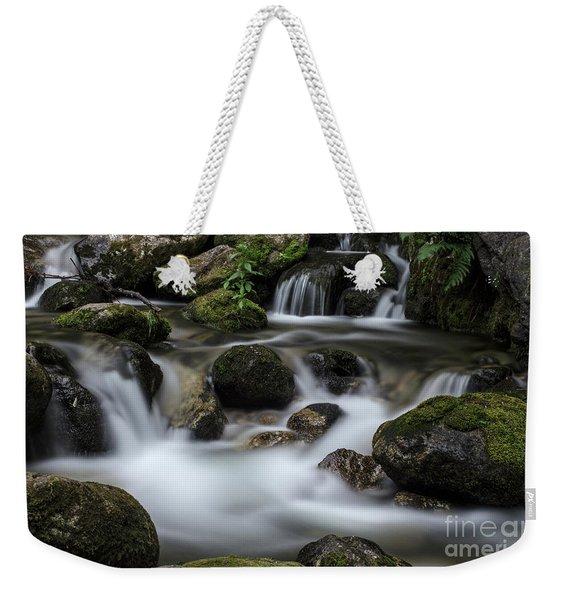 Goritsa Waterfalls-rapids 2231 Weekender Tote Bag