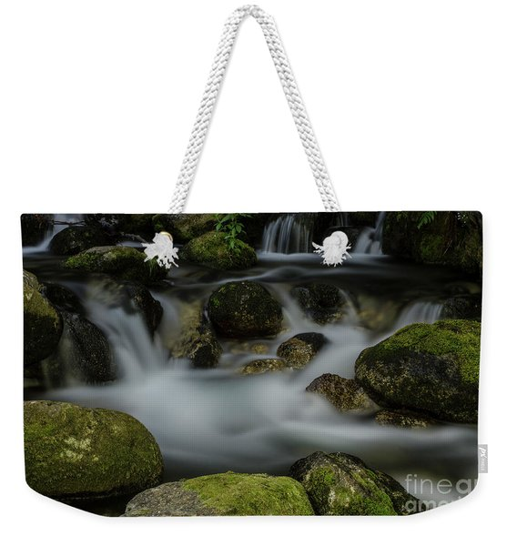 Goritsa Waterfalls-rapids 2235 Weekender Tote Bag