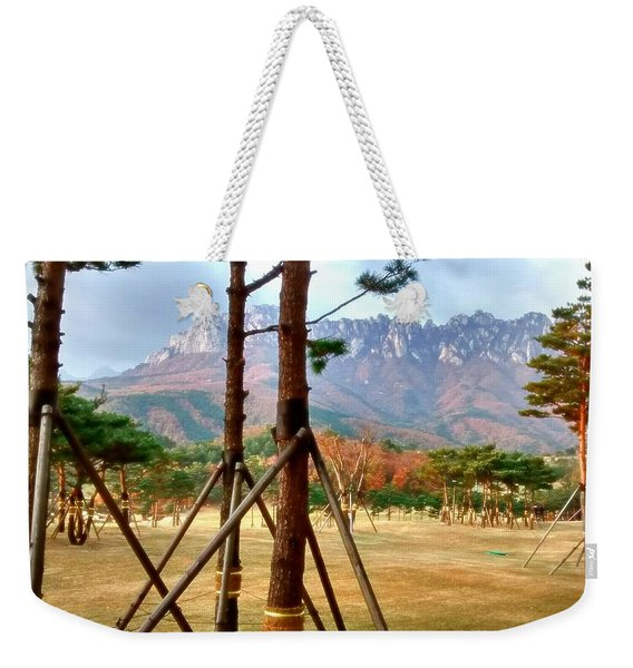 Goseong South Korea  Weekender Tote Bag
