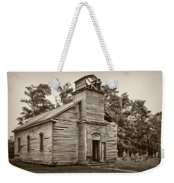 Gospel Center Church Iv Weekender Tote Bag