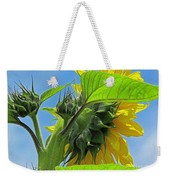 Gospel Flat Sunflower #2 Weekender Tote Bag