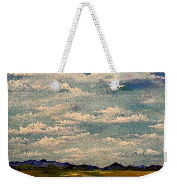 Got Clouds Weekender Tote Bag