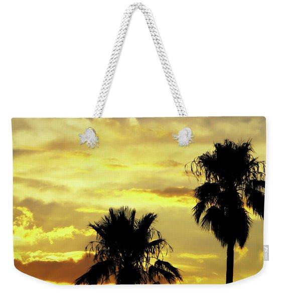Got To Love Monsoons Weekender Tote Bag