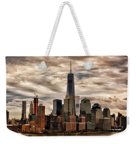 Gotham City Weekender Tote Bag