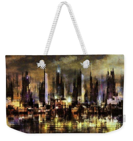 Gotham City IIi Weekender Tote Bag
