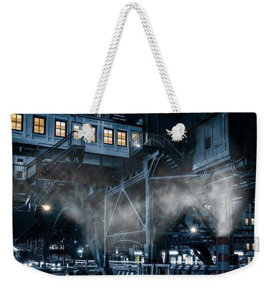Gotham City Weekender Tote Bag