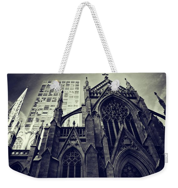 Gothic Perspectives Weekender Tote Bag