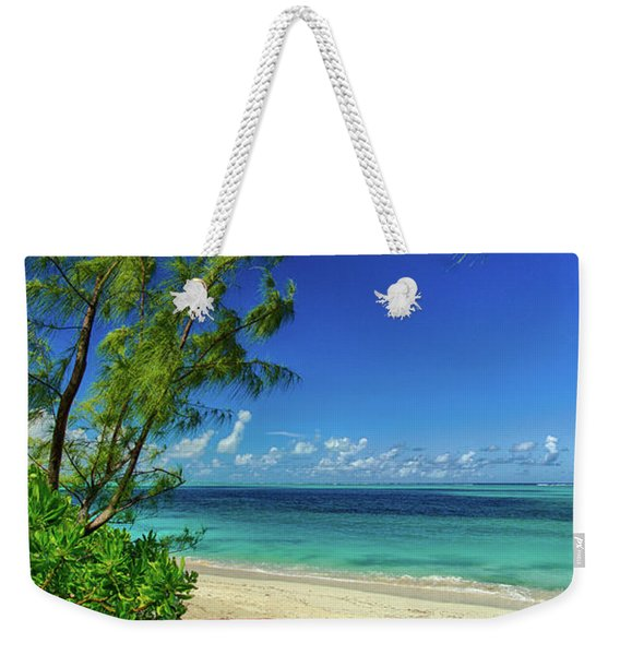 Grace Bay Weekender Tote Bag