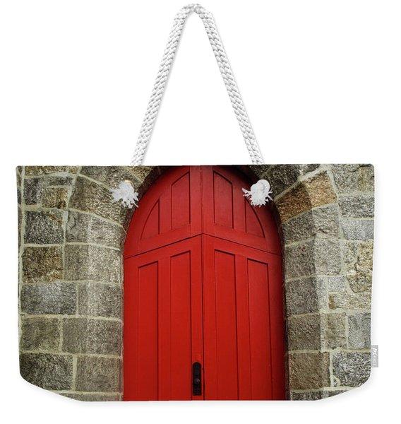 Grace Church Weekender Tote Bag