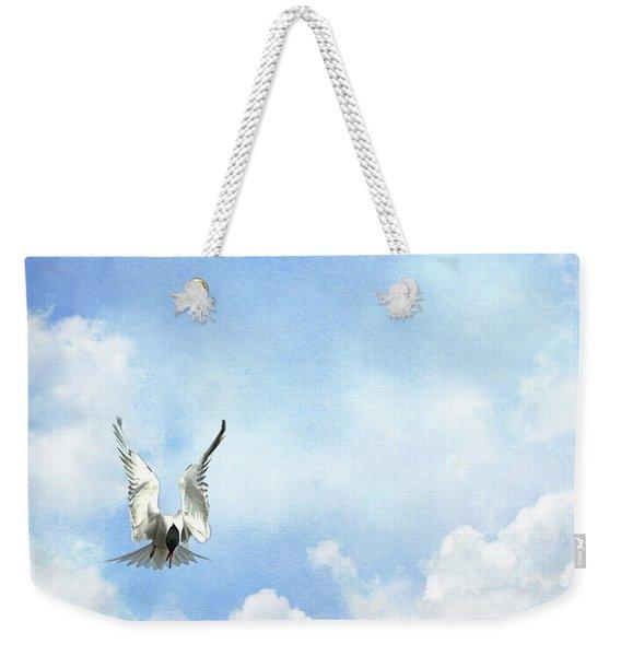 Grace In Flight - The Tern Weekender Tote Bag