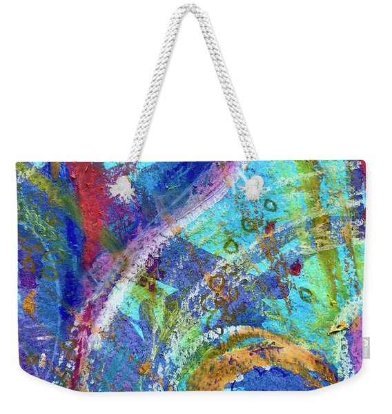 Graceful Hearts Weekender Tote Bag