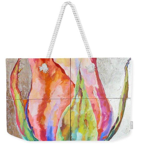 Graceful Love Weekender Tote Bag