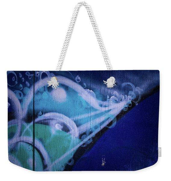 Graffiti 4 Weekender Tote Bag