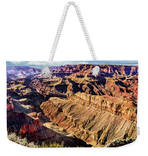 Grand Canyon Afternoon At Lipan Point Weekender Tote Bag
