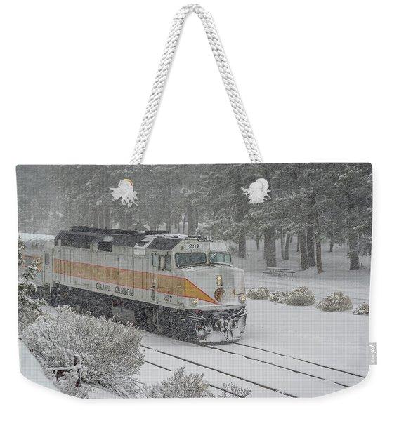 Grand Canyon F40 Weekender Tote Bag