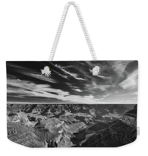 Grand Canyon In Motion Weekender Tote Bag