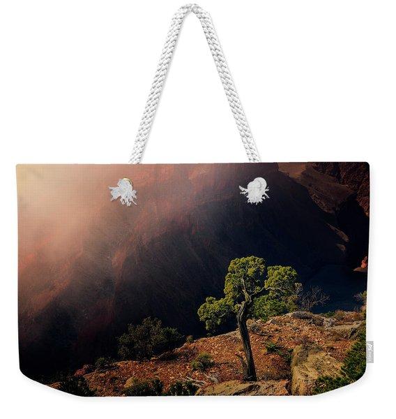Grand Canyon Juniper Weekender Tote Bag