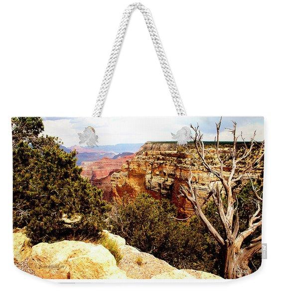 Grand Canyon National Park, Arizona Weekender Tote Bag