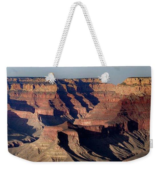 Grand Canyon Wide Weekender Tote Bag