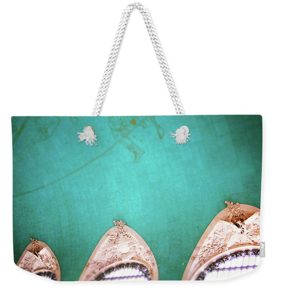Grand Central Windows- By Linda Woods Weekender Tote Bag