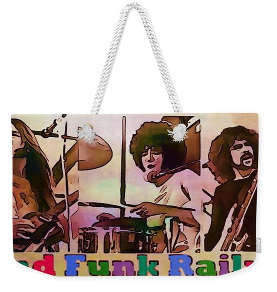 Grand Funk Railroad Collection - 1 Weekender Tote Bag