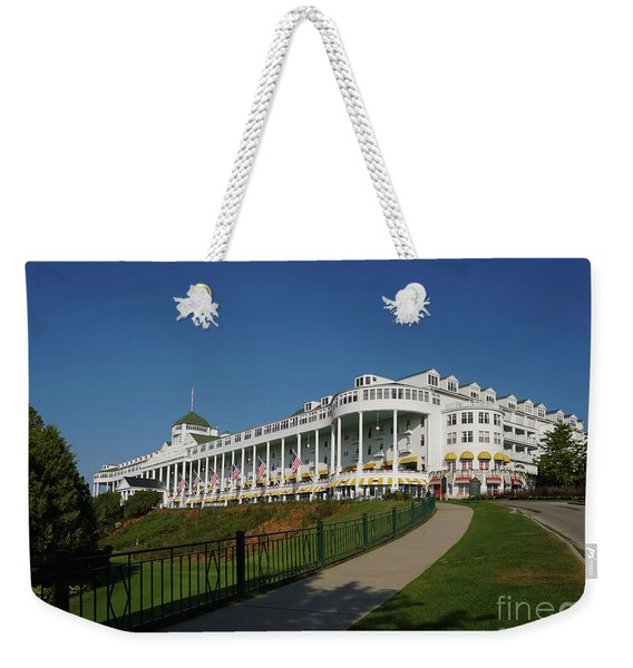 Grand Hotel Mackinac Island 2 Weekender Tote Bag
