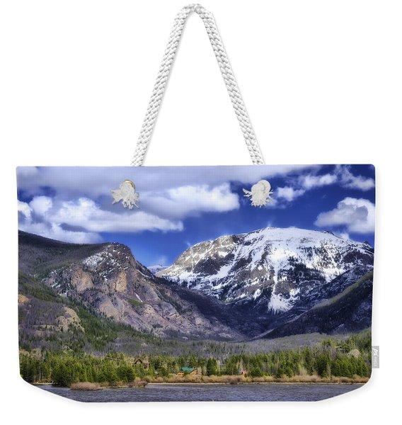 Grand Lake Co Weekender Tote Bag