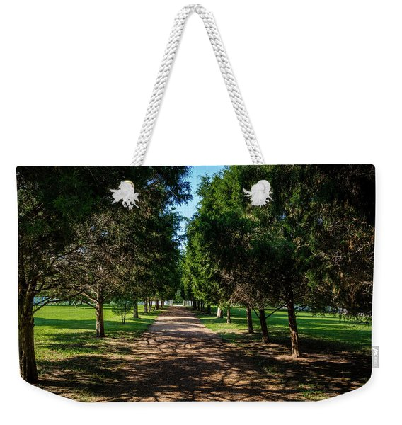 Grand Pathway - The Hermitage Weekender Tote Bag