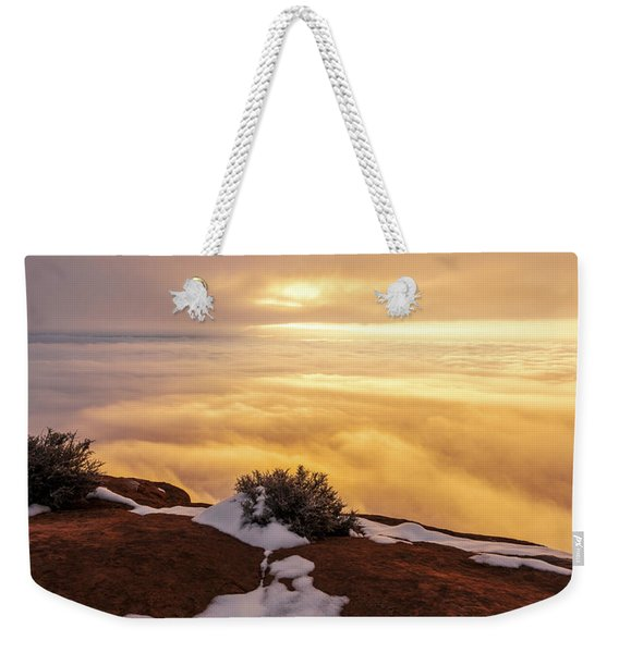 Grand View Glow Weekender Tote Bag