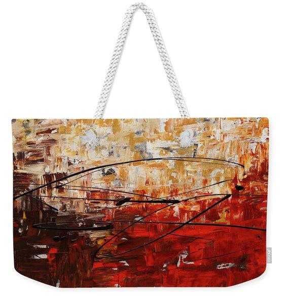 Grand Vision Weekender Tote Bag