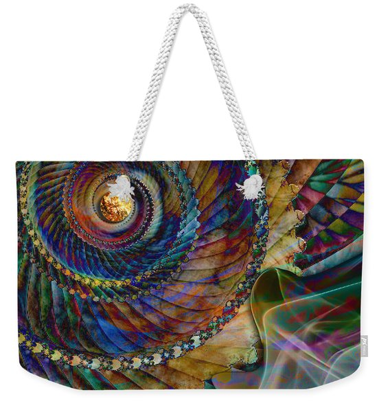 Grandma's Treasures Weekender Tote Bag