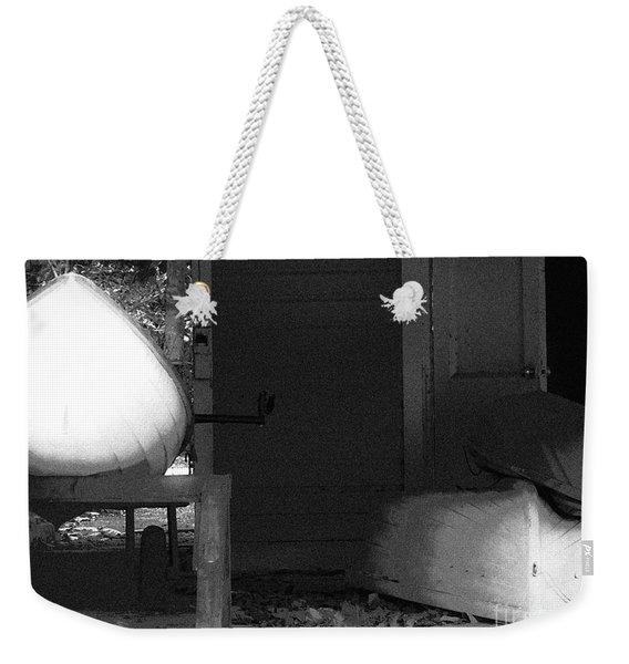 The Three Dinghys Weekender Tote Bag