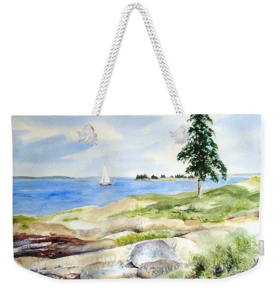 Granite Ledges II Weekender Tote Bag