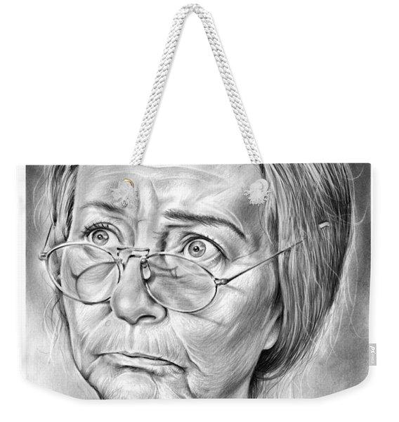 Granny Weekender Tote Bag