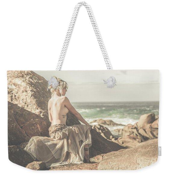 Granville Harbour Tasmania Fine Art Beauty Portrait Weekender Tote Bag