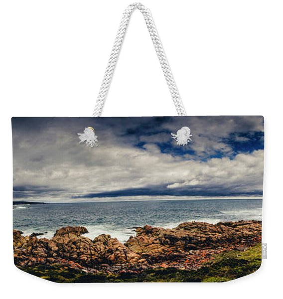 Granville Tasmania Panoramic Weekender Tote Bag