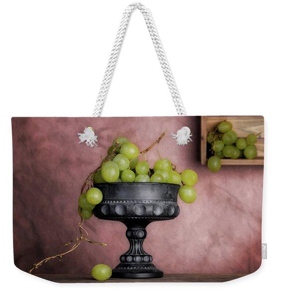 Grapes Centerpiece Weekender Tote Bag