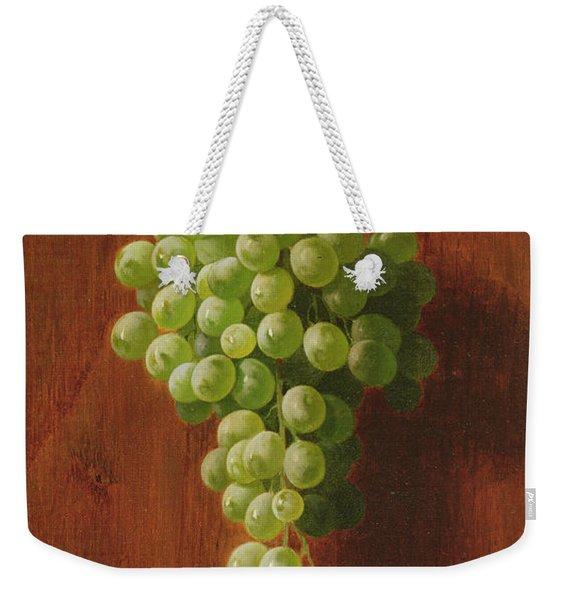 Grapes   Green Weekender Tote Bag