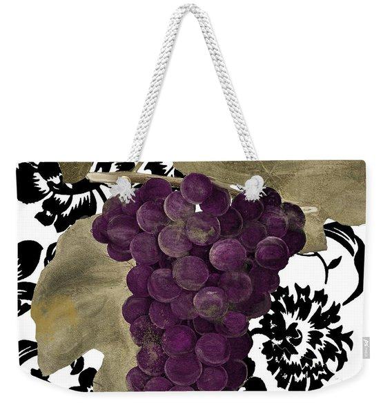 Grapes Suzette Weekender Tote Bag