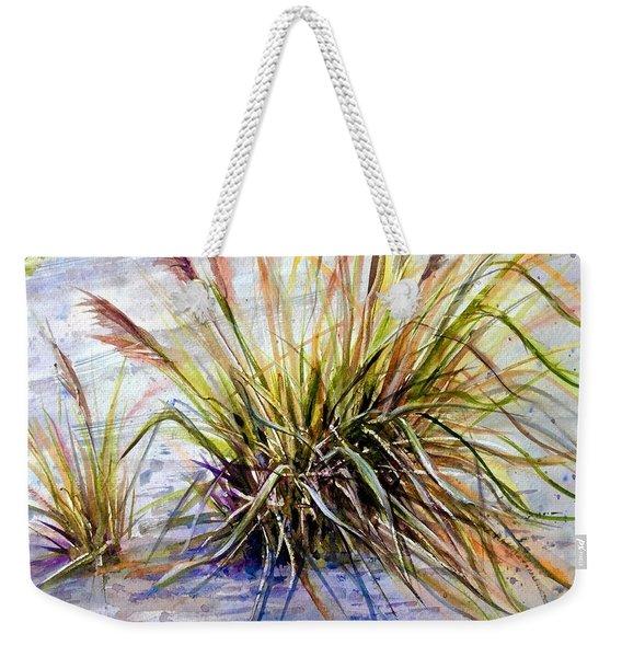 Grass 1 Weekender Tote Bag