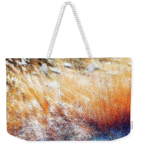 Grass Weekender Tote Bag